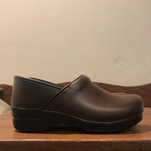 Dansko Clog Brown